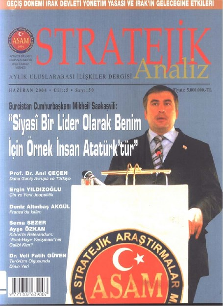 STRATEJİK ANALİZ