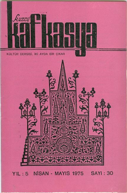 Kuzey Kafkasya Sayı-30