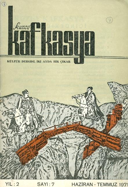 Kuzey Kafkasya Sayı-7